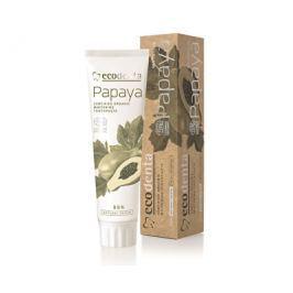 Ecodenta BIO bělicí zubní pasta s výtažkem z papáji (Certified Organic Whitening Toothpaste) 100 ml