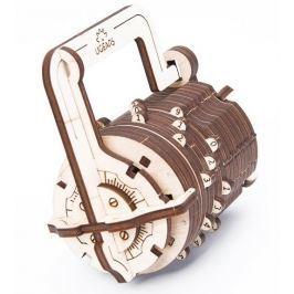 Ugears 3D mechanické puzzle Číselný zámek