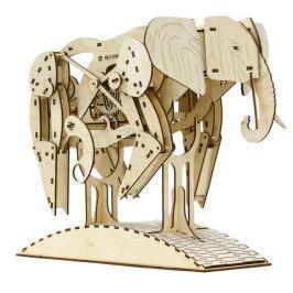 MR. PLAYWOOD 3D puzzle Slon 159 dílků