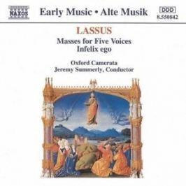 CD O. De Lassus : Masses