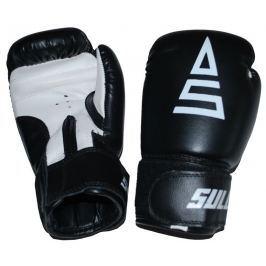 Sulov Box rukavice , PVC, černo-bílé, 4oz
