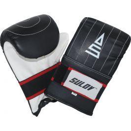 Sulov Box rukavice pytlovky , DX, černo-bílé, XL