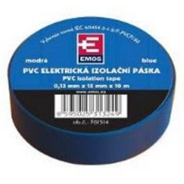 OEM Páska Izolační 15mm x 10m - modrá
