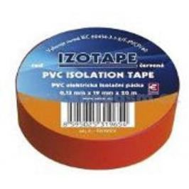 OEM Páska Izolační 15mm x 10m - červená