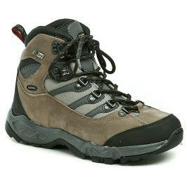 KEFAS Discover 3450 hnědé dámské kotníkové boty, 36