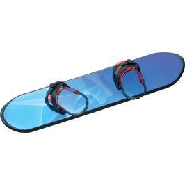 Rulyt Dětský plastový snowboard, modrý