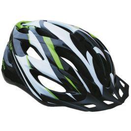 Sulov Cyklo helma  SPIRIT, černo-zelená, L