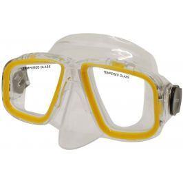 Rulyt Potápěčská maska CALTER SENIOR 229P, žlutá