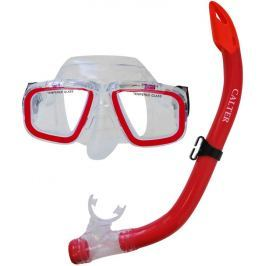 Rulyt Potápěčský set CALTER JUNIOR S9301+M229 P+S, červený