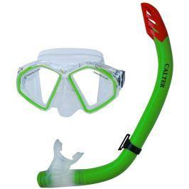 Rulyt Potápěčský set CALTER SENIOR S09+M283 P+S, zelený