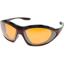 Sulov Zimní sportovní brýle  ADULT I, metalická červená