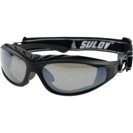 Sulov Zimní sportovní brýle  ADULT II, černý mat