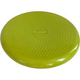 Lifefit Balanční masážní polštářek  BALANCE CUSHION 33cm, světle zelený
