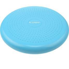 Lifefit Balanční masážní polštářek  BALANCE CUSHION 33cm, světle modrý