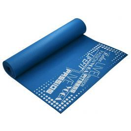 Lifefit Gymnastická podložka  SLIMFIT PLUS, 173x61x0,6cm, modrá