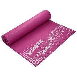 Lifefit Gymnastická podložka  SLIMFIT PLUS, 173x61x0,6cm, bordó