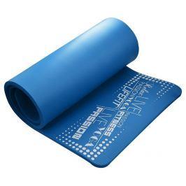 Lifefit Podložka  YOGA MAT EXKLUZIV PLUS, 180x60x1,5cm, modrá