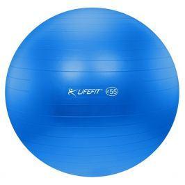 Lifefit Gymnastický míč  ANTI-BURST 55 cm, modrý
