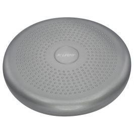 Lifefit Balanční masážní polštářek  BALANCE CUSHION 33cm, stříbrný