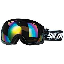 Sulov Brýle sjezdové  HORNET, dvojsklo, černé mat