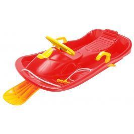 Dantoy Bob plastový s volantem, červený