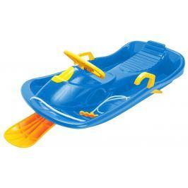 Dantoy Bob plastový s volantem, modrý