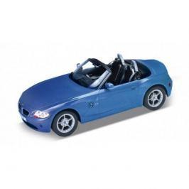 Welly - BMW Z4 convertible model 1:24 modrý