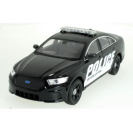Welly - Ford Interceptor Police model 1:24 černý