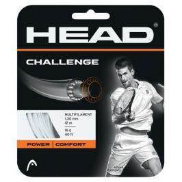 Head Tenisový výplet  Challenge White (12 m), 1,25 mm