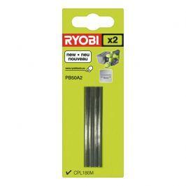 Ryobi PB 50 A2 sada nožů do hoblíku (2 ks) CPL 180 MHG