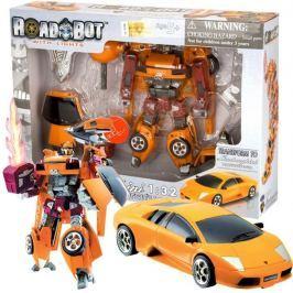 MAC TOYS Road Bot Lamborghini 1:32 se světlem