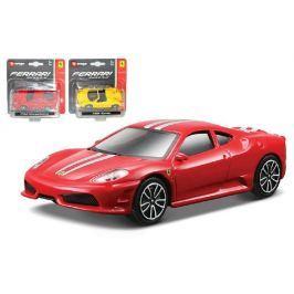 Wiky Auto Bburago Ferrari Race 1:43 kov 10cm asst v krabičce