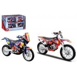 Wiky Motorka Bburago Red Bull 11cm asst 2 druhy v krabičce 12ks v boxu