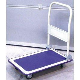 NO NAME Ruční přepravní vozík, 150 kg, modro-bílý