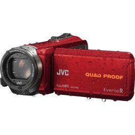 JVC GZ-R435R FULL HD VODOTĚSNÁ KAMERA