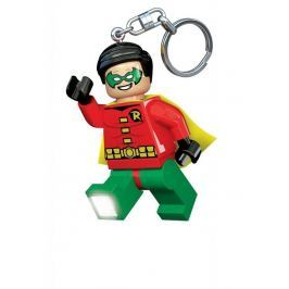 LEGO DC Super Heroes: Robin svítící figurka Klíčenka