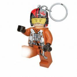 LEGO Star Wars: Poe Dameron svítící figurka Klíčenka