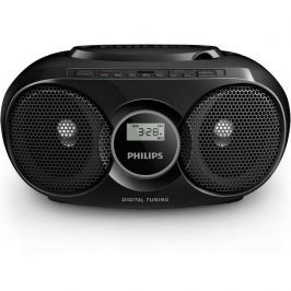 Philips AZ318B/12 přeno. rádio s CD/MP3