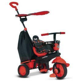 Tříkolka Smart Trike 3v1 Delight červená