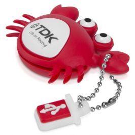 TDK 8GB USB Flash 2.0 Toys serie, krab