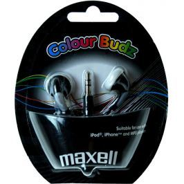 MAXELL 303483 COLOUR BUDZ BLACK SLUCH.