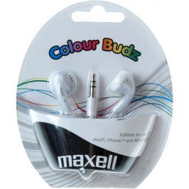 MAXELL 303484 COLOUR BUDZ WHITE SLUCH.
