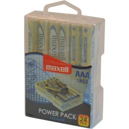 MAXELL LR03 24BP AAA Power Alk