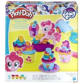 PLAY-DOH Play Doh MLP Pinkie Pie a dortíčková oslava