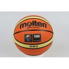 Basketbalový míč Molten BGR3