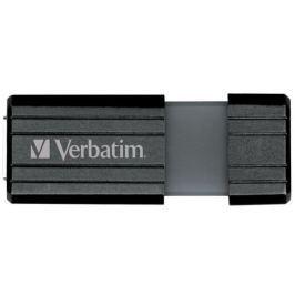 Verbatim USB FD 32GB PINSTRIPE BLACK