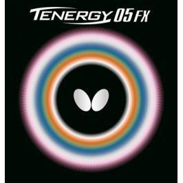 Butterfly Potah  Tenergy 05 FX, černá, 1,7 mm