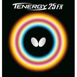 Butterfly Potah  Tenergy 25 FX, černá, 1,7 mm
