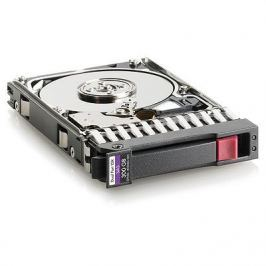 "Hewlett - Packard HP 300GB 10k 3G 2.5"" SAS DP ENT HDD bulk"