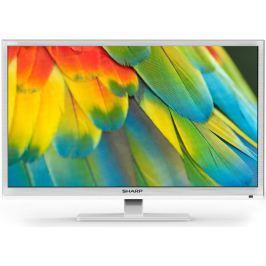 SHARP LC 24CHF4012EW 100Hz DVB-T2 H265